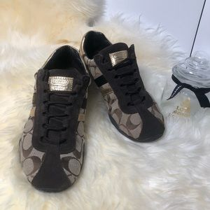 COACH Signature Katelyn Sneaker 6